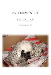 Britney's nest 2004