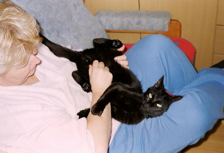 Gabber en Ria 2001-07-12, 01