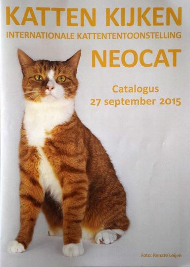 Nijmegen show 2015-09-27, 002_catalogus voorkant