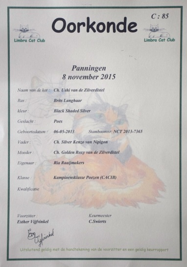 Helden-Panningen 2015-11-08, 91_oorkonde Ushi
