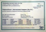 International Champion Certificaat Ushi, 2016-02-03