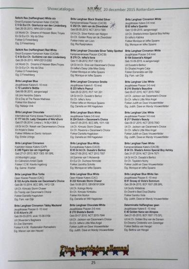NVvK Wereldshow 2015-12-20, 03_catalogus pagina Ushi