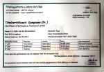 Premior Certificaat Ushi